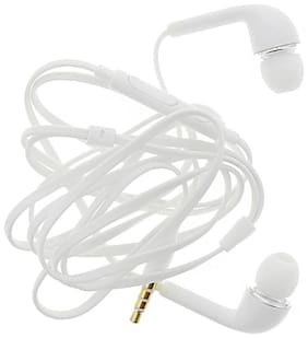 QUXXA YR In-Ear Wired Headphone ( White )