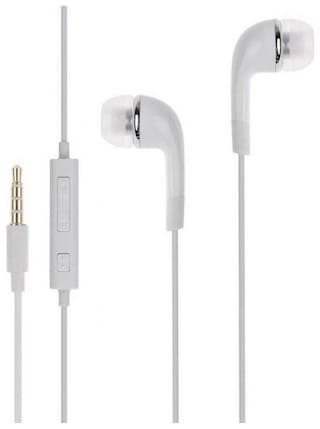 MS TRADING COMPANY In-Ear Wired Headphone ( Multi )