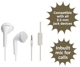 QUXXA In-Ear Wired Headphone ( Multi )