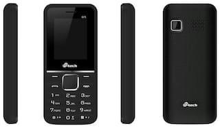 Mtech G71 Dual Sim Feature Phone-Black