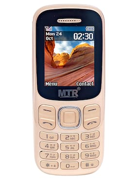 MTR MT312 DUAL SIM MOBILE PHONE