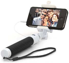 Multi-Function Extendable Selfie Stick with Wireless Remote and Tripod Stand for All Android and iOS Phones