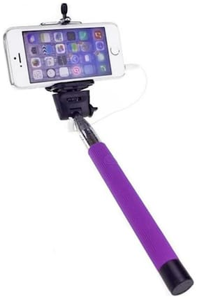 Multi Land Sales  0077 Universal Handheld Connect & Shoot Monopod Selfie Stick