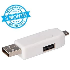 My Style USB2.0 FEMALE TO MICRO USB MALE ADAPTER OTG driver For All Smartphone (3 months warranty)