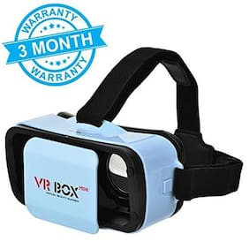 My Style Vr Box Mini Virtual Reality 3D Glasses For All Smartphones (3 Months Warranty)