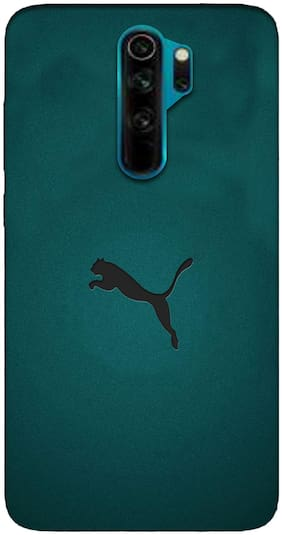 NCA SALER Silicone Back Cover For Redmi Note 8 Pro ( Multi )