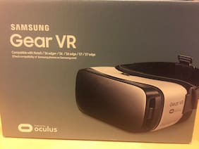 New in Box Samsung Gear VR 2016 Oculus SM-R322 for Galaxy Note 5 S7 S6 S7edge