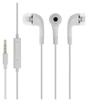 TRUETEK In-Ear Wired Headphone ( White )