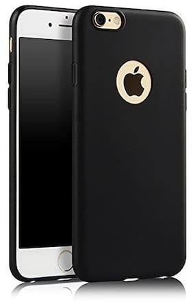 NFLIX Plastic Back Cover For Apple iPhone 6s ( Black )