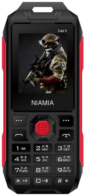 Niamia Cad V ( Red)