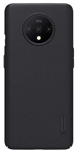Nillkin Polycarbonate Back Cover For One Plus 7T   Black   by Universe