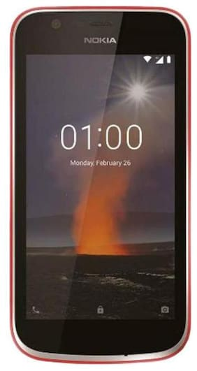 Nokia 1 8 GB Red