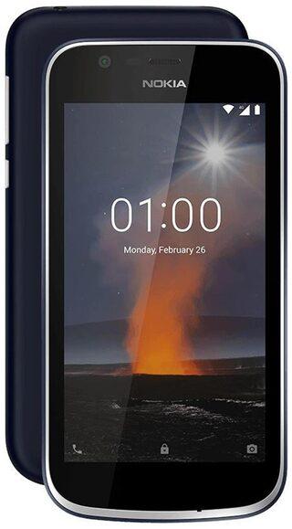 Nokia 1 8 GB Blue