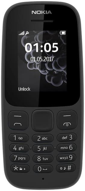 Nokia 105 Black 2017