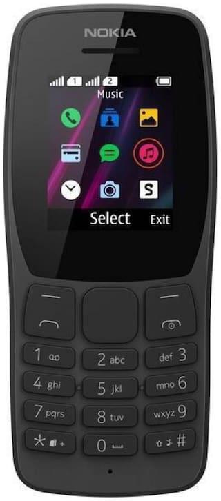 Nokia 110 TA-1302 Black