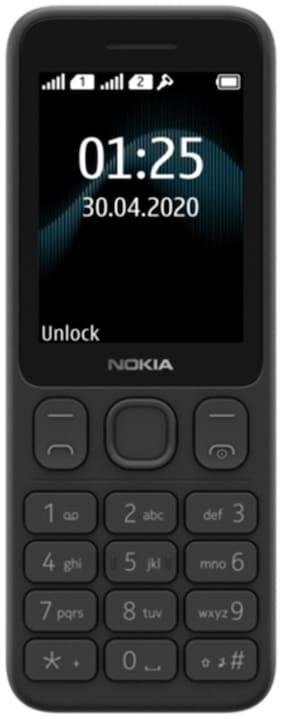 Nokia 125 Dual Sim (Black)