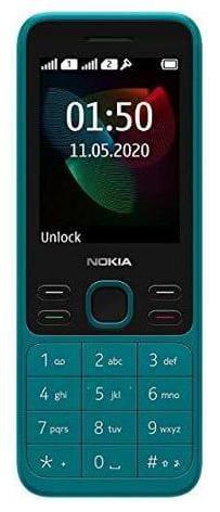 NOKIA 150 TA-1235 2020 Dual SIM (Cyan Blue)