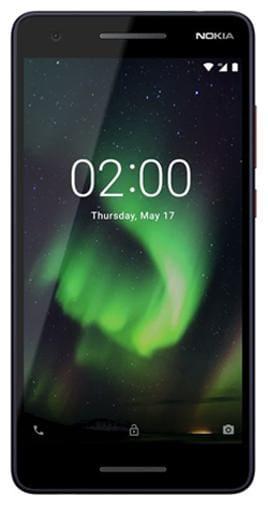 Nokia 2.1 8 GB Copper Blue