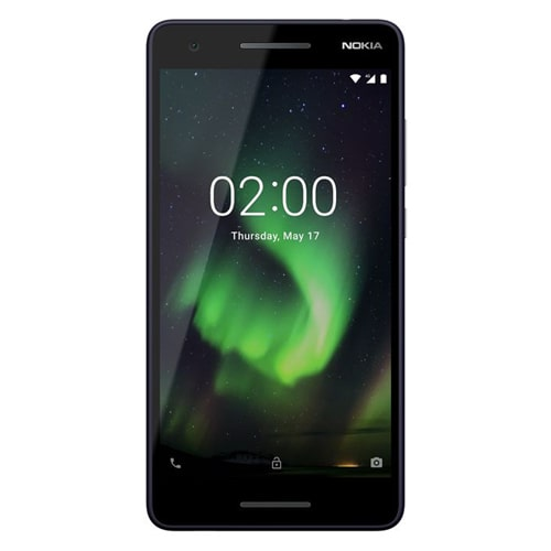 Nokia 2.1 8 GB Silver Blue