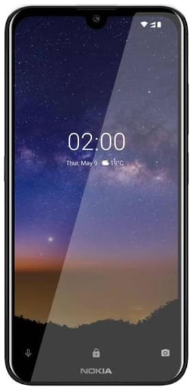 Nokia 2.2 2 GB 16 GB Black