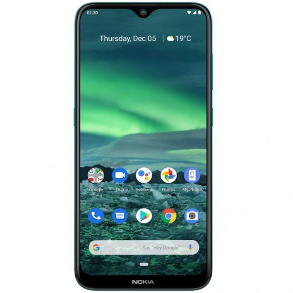 Nokia 2.3 2  GB 32  GB Cyan Green
