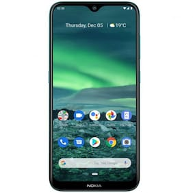 Nokia 2.3 2 GB 32 GB Cyan Green