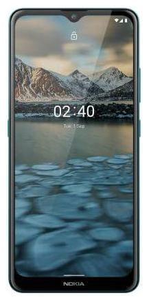 Nokia 2.4 3 GB 64 GB (Fjord Blue)