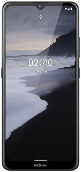 Nokia 2.4 (Charcoal Grey, 64 GB)  (3 GB RAM)