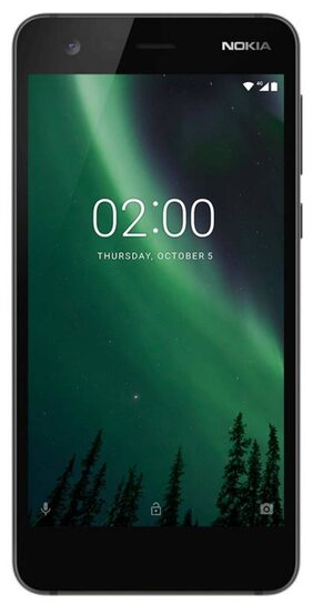 Nokia 2 8 GB Black