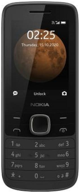 Nokia 225 4G DS 2020 (Black)