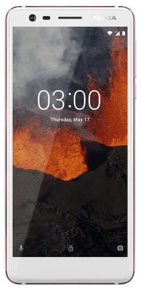 Nokia 3.1 16 GB White