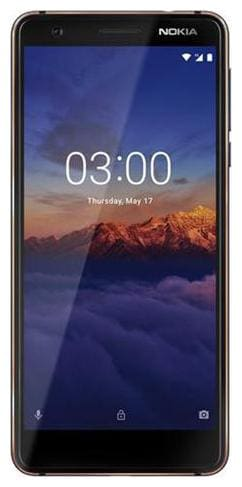 Nokia 3.1 16 GB Blue
