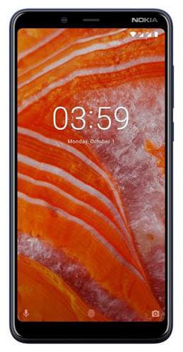 Nokia 3.1 Plus 3GB 32GB Black