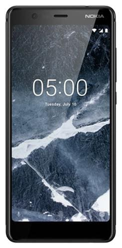Nokia 5.1 32 GB Black