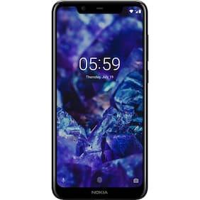 Nokia 5.1 Plus 3 GB 32 GB Black