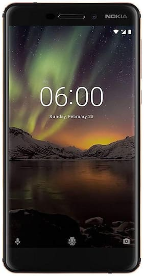 Nokia 6.1 32 GB Black