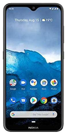 Nokia 6.2 4 GB 64 GB Ceramic Black