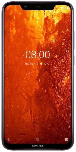 Nokia 8.1 6 GB 128 GB Iron