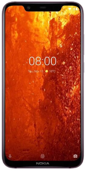 Nokia 8.1 6 GB 128 GB Iron