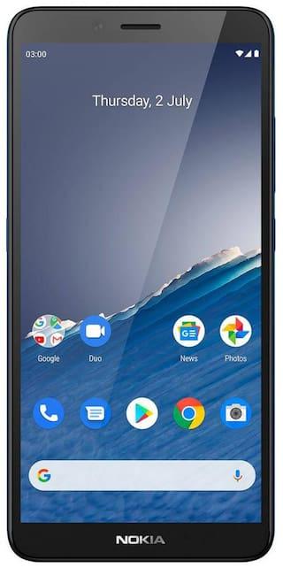 Nokia C3 (Nordic Blue, 16 GB)  (2 GB RAM)