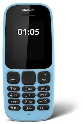 Nokia105 DS TA1034  Blue