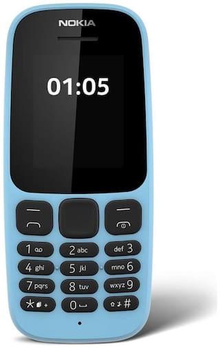 Nokia105 DS TA1034  Blue