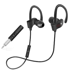 NORY Bluetooth Headset Black Color