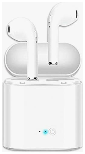 NRM  HBQ I7 I7S TWS TWINS Mini Blutooth Earbuds with Charge Wireless Headset Headphone With Mic Stereo 5.0