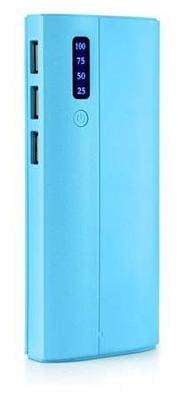 OMNITEX Power bank 10400 mAh Li-ion Power Bank ( Blue )