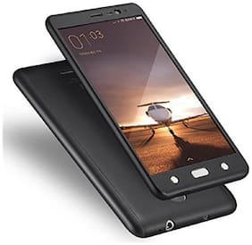one plus 3T 360 degree back cover with tempered glass (ipaky style)