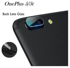 ONE PLUS 5T and One Plus 5 Back Rear Camera Glass Lens by Emartos