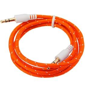 ONE94STORE Aux cable - Orange