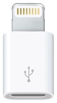 ONE94STORE Otg adapter - 0.1 mtr , White