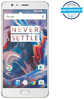 OnePlus 3 6 GB 64 GB Soft Gold (Refurbished : Excellent)